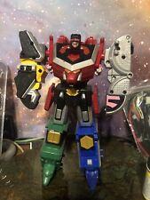Power Rangers Samurai Sentai Shinkenger Dx Shinken-oh Megazod