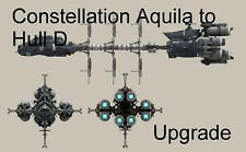 Star Citizen - Constellation Aquila to Hull D-Upgrade (CCU)