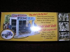 """AMT #1012 """"Three Stooges"""" Model T Ford (2 kits & Station front) 1/25 lot # 9705"""