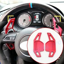 Shifter Steering Wheel Shift Paddle Gear DSG For Audi A3/5/6/7/8 A4L S5 Q5 Q7 TT