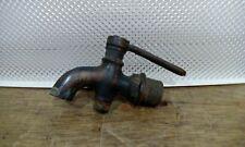 Vintage Solid Brass Barrel Tap