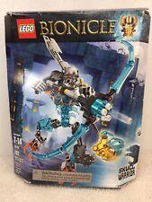 Lego 70791 Bionicle Skull Warrior 102 Pcs New Retired Minor Box Damage 2015