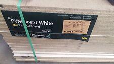Melamine chipboard 2400x1200x16mm 1 piece cheap brand new white