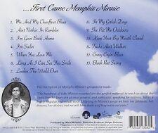 MARIA MULDAUR/RORY,BLOCK/+ - ...FIRST CAME MEMPHIS MINNIE   CD NEU