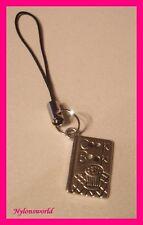 KOCHBUCH  Handyanhänger Schlüsselanhänger Taschenanhänger NEU   (c315)