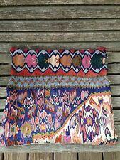 Rug Kilim Pillow Cover 16x16 Vintage Turkish Kilim Cushion Cover