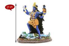 Kali Mythological Indian Hindu God Statue.