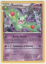 44/101 Reuniclus - B & W Plasma Blast Pokemon trading card