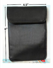 GPS Signal Tracking Blocker / Jammer Pouch Case Bag. Prevent Cell Phone Tracking