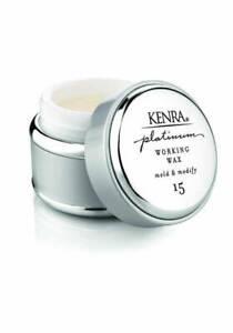 Kenra Platinum Working Wax 1.4 oz.