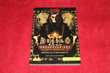 Diablo II Lord of Destruction offizielles Lösungsbuch X Games PC / PlayStation