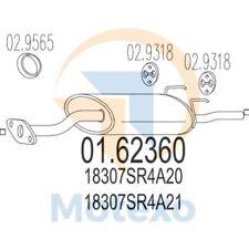 MTS 01.62360 Exhaust HONDA Civic 1.6 VTi 160bhp 01/93 - 11/95
