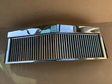 1987 87 Cadillac Deville custom Chrome grille grill E&G 2 pcs