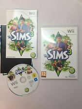 Game Wii The SIMS 3 Nintendo PAL