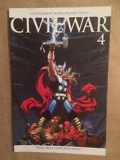 CIVIL WAR - T4 (Variant cover)