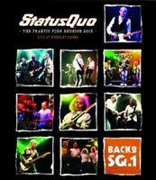 STATUS QUO - BACK2SQ1-LIVE AT WEMBLEY ARENA  (BLU-RAY + CD)  CLASSIC ROCK  NEW