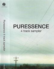 PURESSENCE 4 TRACK SAMPLER PROMO CASSETTE ROCK INDIE TOUR 1