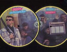 """MADNESS - THE SUN AND THE RAIN - 7"""" PIC DISC - SUGGS TWO 2 TONE SKA STIFF"""