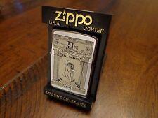 PLPG LIGHTER CLUB RONSON BANJO ZIPPO LIGHTER MINT IN BOX 1997 2 SIDED ZIPPO