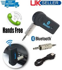 Wireless Bluetooth Car Audio Stereo Music Receiver with Mic for Smartphones