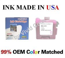 New compatible cartridge for Canon W7200 W8200 BCI1411 Magenta