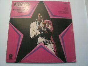 ELVIS PRESLEY SINGS HITS FROM HIS MOVIES VOL 1  VINYL RECORD