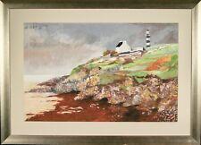 Loic DUBIGEON - Dessin - Pastel et Gouache - Bord de mer