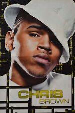 CHRIS BROWN - A3 Poster (ca. 42 x 28 cm) - Clippings Fan Sammlung NEU