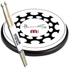 """Meinl MPP-6-TL Thomas Lang 6"""" Übungs Pad + KEEPDRUM Drumsticks 1 Paar"""
