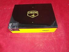CAMACHO CONNECTICUT FIGURADO HIGH GLOSS CIGAR BOX