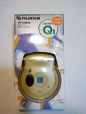Fujifilm Aps Camera Nexia Q1 Shiny Orange
