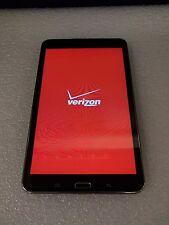 """Samsung Galaxy Tab 4 SM-T337V - 8"""" LCD - 16GB WiFi + 4G (Verizon) Android - Used"""