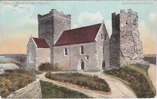 Roman Church & Pharos, DOVER, Kent