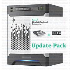 HPE microserver Gen8 Update Firmware iLO4 + BIOS System Latest HP Server FAST⚡️✅