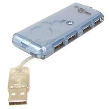 USB 2.0 Hub 4 Porta Switch Interruttore Passivo con Cavo Uci