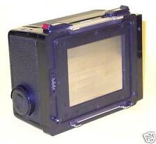 Twin Catch Film Back for Bronica ETRS - very good cond!