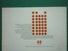 2/1978 PUB CRYPTO AG HAGELIN CHIFFREMENT DE TEXTE CRYPTOGRAPHIE FRENCH AD