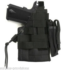 Condor Tactical 1911 Ambidextrous Pistol  Holster & Magpouch - Black #H1911