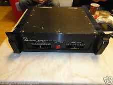 Kustom aa400 Power Amplifier/amplificador, 1j. garantía