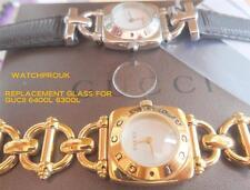 Reemplazo Vidrio Para Tu Gucci 6400l 6300l 6400 L 6300 L Calidad Cúpula De Vidrio
