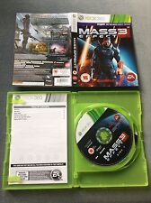Mass Effect 3 Xbox 360 PLAYABLE ON XBOX ONE