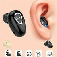 In Ear kopfhrer Bluetooth Kopfhörer Mini Kabellos Stereo Headset Ohrhörer Neu DE