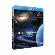 The Universe in 3D: How The Solar System Was Made [Blu-ray 3D] - DVD  M4VG The