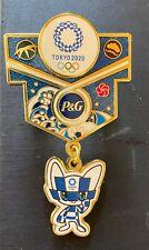 TOKYO 2020 OLYMPIC PINS - P & G SPONSOR PIN .