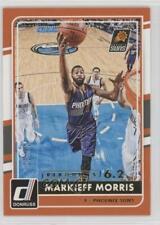 2015-16 Panini Donruss Rebounds /62 Markieff Morris #102