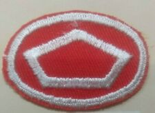 ARMY JUMP WING OVAL PATCH, 82ND SIGNAL BATTALION, U.S. ISSUE *NICE* #2