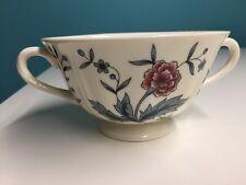 Wedgwood Williamsburg Porzellan Suppenschüssel -Wie Neu