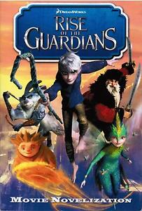 Rise Of The Guardians Movie Novelization By Stacia Deutsch 2012 Paperback Book
