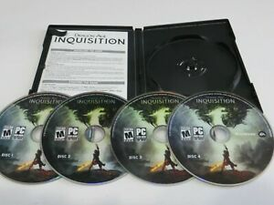 Dragon Age INQUISITION  2014 *DELUXE EDITION*  M30