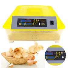 48Egg Chicken Incubator Digital Automatic Turner Hatcher Temperature Control Usa